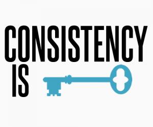 Consistency is Attractive
