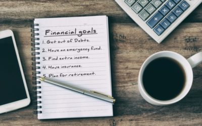 Setting Financial Goals for 2020