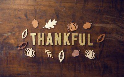 Revisiting Thankfulness